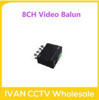 8CH Passive Video Baluns SLT-T3008N Passive Video Baluns Video Baluns BNC