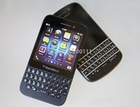 Free shipping  3pcs/lot  &100% Original BlackBerry Q5 Qwerty keyboard 16GB ROM 5MP+2MPcamera  2G/3G/4G Dual core  cell phones