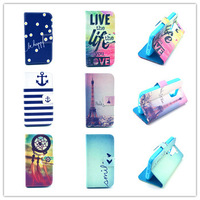 New Genuine Luxury PU Case for LG G2 Mini D620 D618 Phone Back Cover Stand Book Style with Card Holder +1 Pen Freeshipping