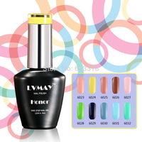 3 in 1 gel 36pcs best shiny color soak off Uv gel nail All in one steo No top no base 12ml/0.4oz Fast  nail gel polish