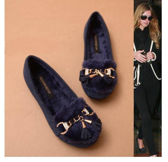Женские мокасины Zapatos Mujer 3Colors 35/41 065