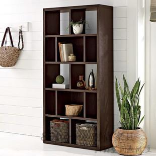 Free shipping Wine cooler fashion bookshelf simple bookcase display cabinet bookcase trekked(China (Mainland))