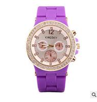 Relogio Feminino Fashion Women Rhinestone Watches Rose Gold Sliver Ladies Dress Quartz Watch Wristwatch Clock Hours Reloj Mujer