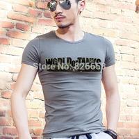 New Design World Of Tanks Men T shirts WOT Fitness Short Sleeve T-shirts Slim Fit Casual t shirt