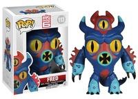 Pre Sale-New! Genuine funko pop Big Hero 6: Fred 3.75 inch vinyl dolls vinyl figure children toy gift free shipping