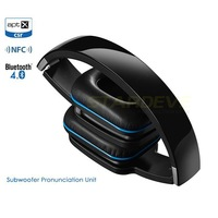 Cannice Headblue2 Studio Pro Wireless Headphone Bluetooth 4.0 Touch control Subwoofer Pronunciation Unit Noise Cancelling