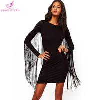 Vestidos Black Sheath Bodycon Evening Party Dresses Womens Fashion Novelty Dress Woman Clothes Roupas Femininas Dropshipping