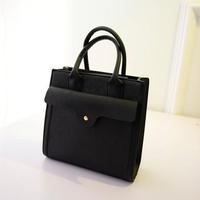 Fashion design leather women handbag women shoulder bags for winter ladies' messenger bags -8