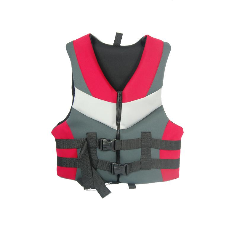 Snorkel Vest Co2 Professional Adult Lifejacket Snorkeling Drifting Vests Fishing Vest Wear