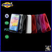 600pcs/lot Hot Selling for Huawei Honor 4X Soft TPU Gel Case Skin Cover Stylish Cell Phone Accessory    Laudtec