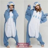 New Adult Unisex Animal Lovely Night Owl Pajamas Sleepsuit Onesie Sleepwear