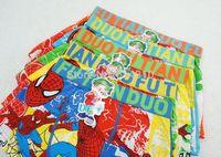2pcs/lot New the cartoon underwear cotton children's youngster underwear kids pants