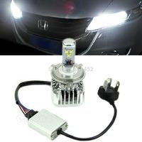 J35 Free Shipping H4/9003 CREE LED 30W 6000 K Lumen Head Light Lamp New