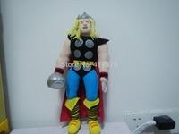 38cm Thor man superhero super heroes doll Soft plush Stuffed Animals Toys Plush Doll ,retails,small wedding toy,child gift