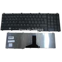 Spanish Keyboard For toshiba Satellite C650 C655 C655D C660 C670 L650 L655 L670 L675 L750 L755 Black SP Teclado Keyboard
