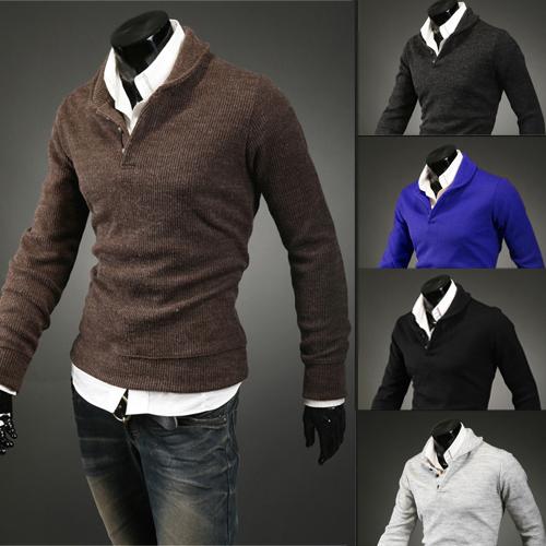 Модные Мужские Джемпера 2015 С Доставкой