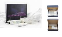 5m DC 12V led strip 3528 Waterproof white smd 3528 Flexible strip 120 led/m strip lighting+RF controller  Dimming color
