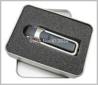 Leather key chain USB 2.0 Memory Stick Flash Drive Enough 4G 8G 16G 32G P35 Flash Storage Memory Stick