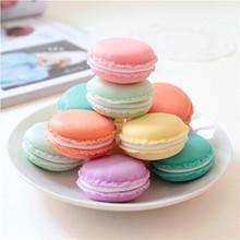 Cute candy color mini storage box jewelry box birthday gift  women accessories H03-2-019