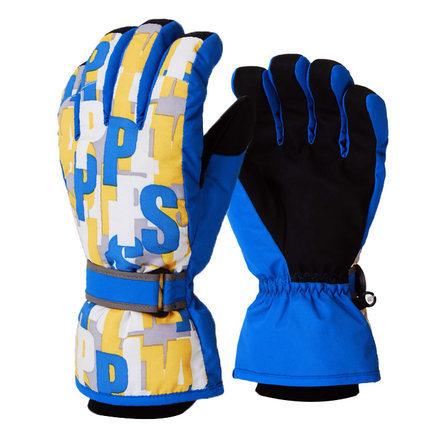Super chaude gants hiver gants de ski épreuves vent imperméable à l'eau