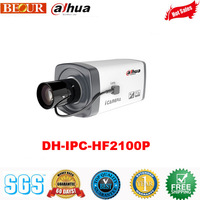 Dahua IP cameras DH-IPC-HF2100P 130 million online HD network camera with lens LM30G 2.7-9mm Please Note