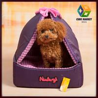 CUBE MARKET PET SHOP  Super warm Sofa surrounding type Detachable and washable Pet bed dog house