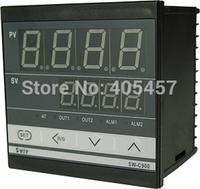 SW-C900 intelligent temperature controller,multi-function regulator temperature instrument 96*96*100mm