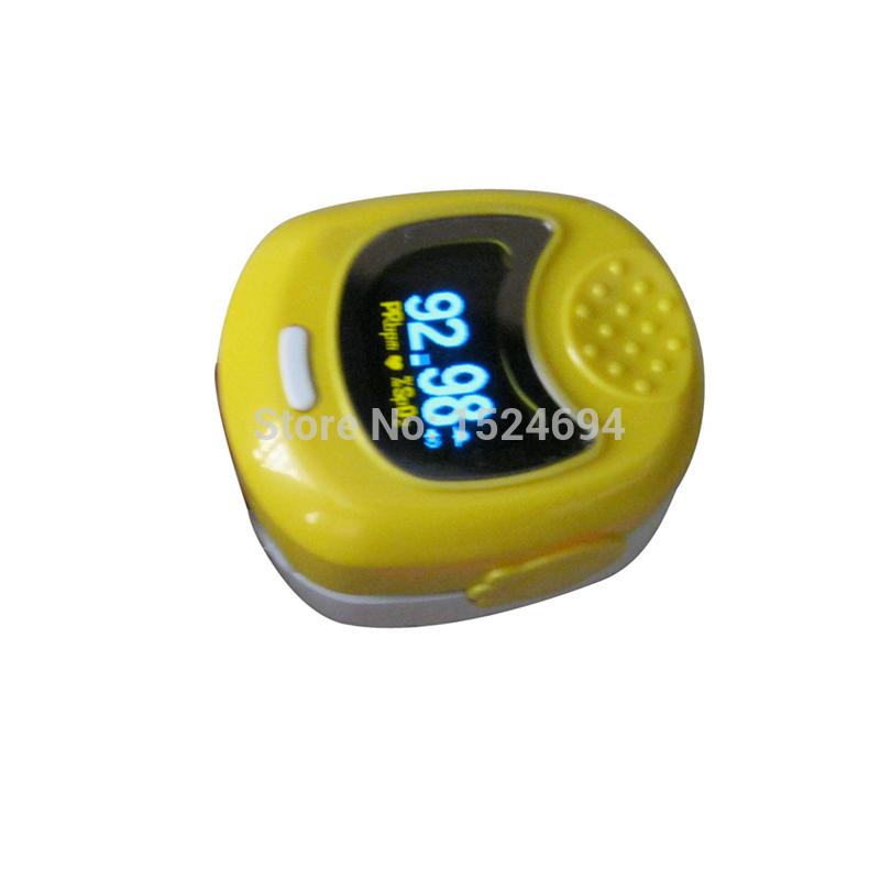 Hot Selling spo2 fingertip pulse oximeter pediatric pulse oximeter fda approvd AH-50QB(China (Mainland))