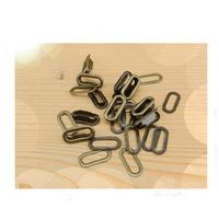5/8 inch ( 15mm ) inner size Anti brass Oval Eyelet Grommet