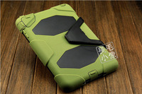 For iPad mini Defender Shockproof Survivor Military Duty Hybrid Hard Case with Free Shipping by DHL