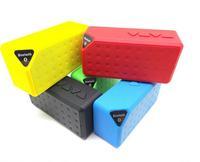 10pcs/lot  New Portable Jambox Style X3 Bluetooth speaker mini wireless bluetooth speaker for iPhone iPad Samsung Free Shipping