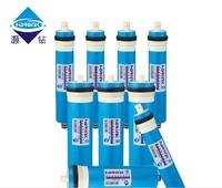 New 2014 200gpd RO membrane Hidrotek TW2812-200Housin membrane element Residential Water Filter NSF Used  Reverse Osmosis System