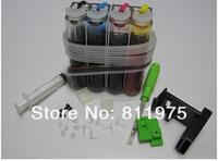 CISS  DIY Continuous Ink Supply System For C9351AN C9352AN For HP Deskjet 3915 3920 3930v D1530 D1320 D1311 D1455  full ink