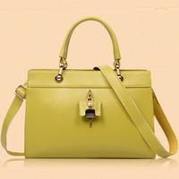 New Tide 2015 Fashion Women Messenger Bags Hot PU Leather Handbag Fresh Shoulder Bags Female Crossbody Bag Bolsas Tote Bolsas