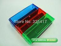 New Plastic Tobacco Roller Cigar CIGARETTE ROLLING MACHINE 78mm Regular Portable gift Free Shipping 12pcs/lot