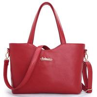 New Women Shoulder Bag Elegant Messenger Bags Vintage Bolsas Fashion Crossbody Bag Women PU Leather Handbag Hot Sales