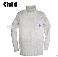 2014 children's sweater wholesale men and women Baby twist sweater children's clothes Qiu dong ZhongTong sweater