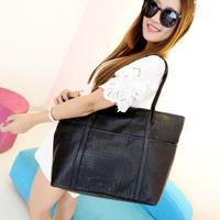2014 female shoulder bag handbag embossed women's handbag elegant large capacity all-match women's cross-body handbag