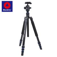 "MANBILY AZ-300 Professional portable travel Camera&DV tripod+Wireless Remote Shutter,62.2"""