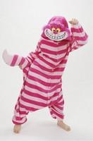 Winter New Sleepsuit Adults Cartoon Cheshire Cat Onesies Unisex Onesies Pajamas Cosplay Costumes