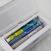 JYK-X1 mini refrigerator for medicine, AC/DC/Li-battery, keep 2-8 degrees