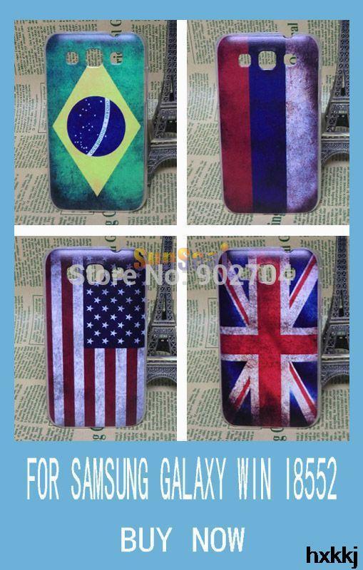 Чехол для для мобильных телефонов OEM Samsung i8552 i8550 i8558 I8552 flag