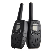 2pcs/pair Mini RT628 Walkie Talkie 0.5W UHF Europe Frequency 446MHz LCD Display Portable Children Two-Way Radio 8CH PMR radio
