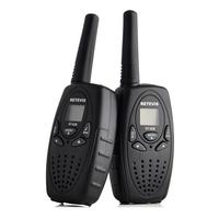 2pcs/pair Mini RT628 Walkie Talkie 0.5W UHF Europe Frequency 446MHz LCD Display Portable Children Two-Way Radio 8CH PMR radio