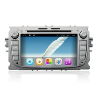 Pure Android 4.2 Car DVD For  focus Mondeo S-max smax Kuga Capacitive screen A9 Dual Core Cpu GPS BT TV Radio RDS,Wifi bluetooth