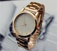 New Arrivals top brand  Steeless Steel  Fashion Women Dress Watches marc fashion watch wristwatch Best Price Free shipping