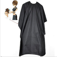 1PC Adult Salon Hair Cut Hairdressing Barbers Hairdresser Cape Gown Cloth Waterproof, Free & Drop Shipping