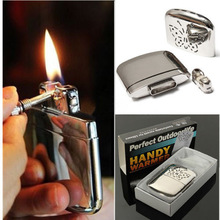 New Handy Warmer Stainless Steel Pocket Hand Warmer Available Indoor&Outdoor Portable Handy Warmers (China (Mainland))