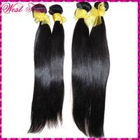 Omg ! 2015 New Texture Pure 7A top quality 4 bundles Natural Straight Virgin Laotian Human Hairs buy 400g