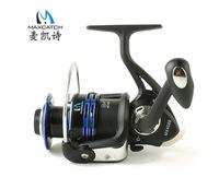 Maxcatch 10+1 BB Saltwater Fishing Reels 5.2:1 2000 3000 4000 Spinning Fishing Reel